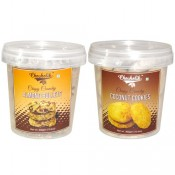 Almond Bullets & Coconut Cookies - 2 Combo Pack