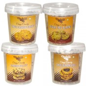 Almond Bullets & Ginger Cashew Cookies - 4 Combo Pack