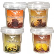 Oatmeal Raisin & Coconut Cookies - 4 Combo Pack