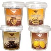 Dark Choco Chip & Coconut Cookies - 4 Combo Pack