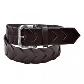 Leather Belt Oblt-A-1980-Coffe4