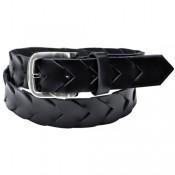 Leather Belt Oblt-A-1980-Blk1