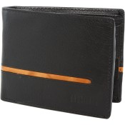 Leather Wallet Owlt 0052 Ndm Blk Cml