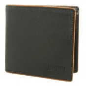 Leather Wallet Owlt 0294 Ndm Blk 2