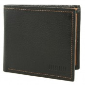 Leather Wallet Owlt 0302 Ndm Blk Cml