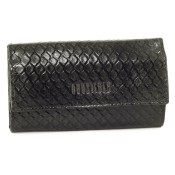 Leather Key Case Okc-Blk-6236