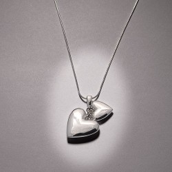 B/S Grown Up Hearts Necklace