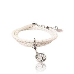 Charity Bracelet White