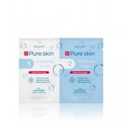 Pure Skin 1 Clarifying Scrub 2 Purifying Mask 12ml