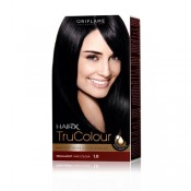 HairX TruColour - 1.0 Black 125ml