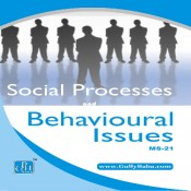 Social Processes And Behavioural Issues