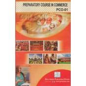 Preparatory Course In Commerce
