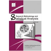 Research Methodology And Statistical Analysis