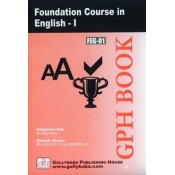 Foundation Course in EnglishI