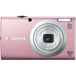 Canon A2400 IS Pink