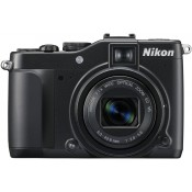 Nikon Coolpix P7000 Point & Shoot Camera Black