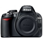 Nikon D3100 DSLR Camera Black, Body Only