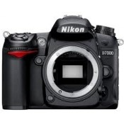 Nikon D7000 DSLR Camera Black, Body Only