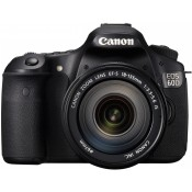 Canon EOS 60D DSLR Camera Black, Body with EF-S 18-135 mm II Lens