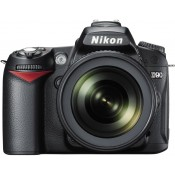 Nikon D90 DSLR Camera Black, Body with AF-S 18-105 mm VR Lens
