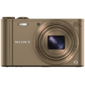 Sony CyberShot DSC-WX300 Point & Shoot Camera Brown