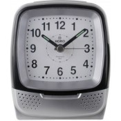 Horo HR055-001 Analog Clock Black, Grey