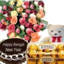 Bengali New Year Heavenly