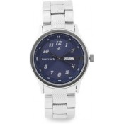 Fastrack Basics Analog Watch - For Men Silver