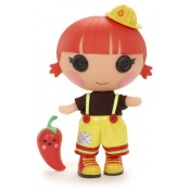 Lalaloopsy Litles Doll Asst - Red Fiery Flame
