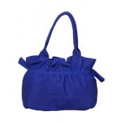 Indiana Blue Color Shoulder Bag