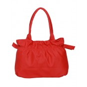Indiana Red Color Shoulder Bag