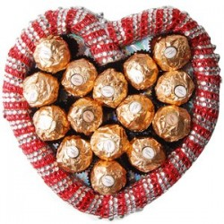 Chocolaty Heart