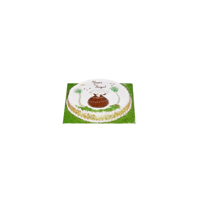Pongal Special Cake