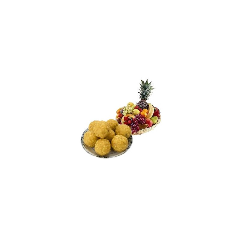 Fruitful Pongal