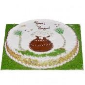 Sankranthi Special Cake