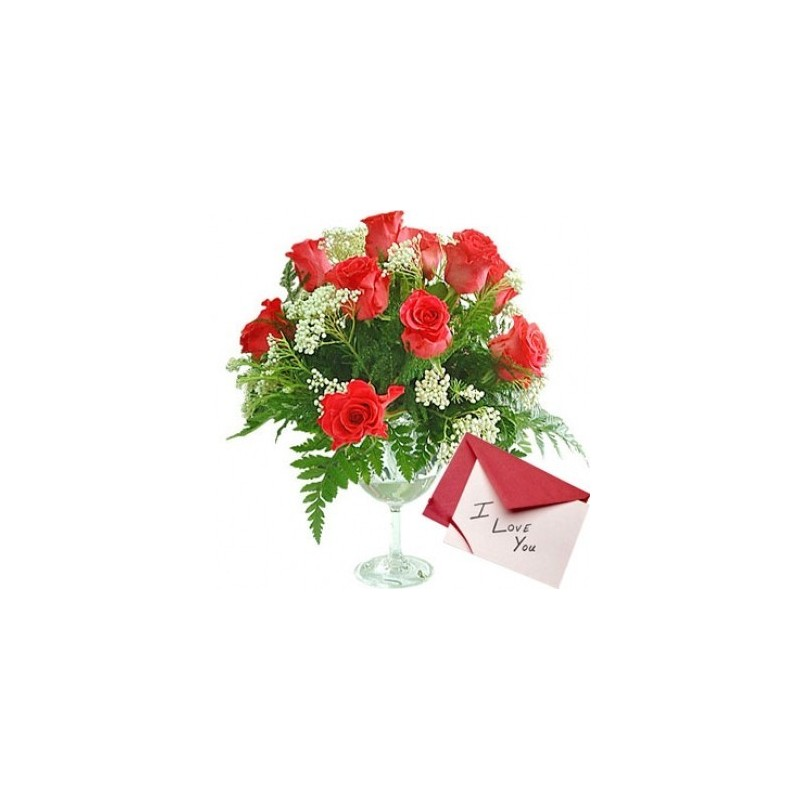 Send Valentines Flower Vase To Indiavalentines Flower Vase To
