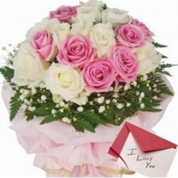 Valentine Pink Rose