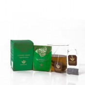 Goodwyn Jasmine green Tea Enveloped Teabags 20pcs