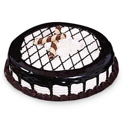 Mocha Checkered Cake -  500gm