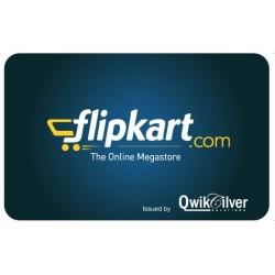 Flipkart - Rs.500/-
