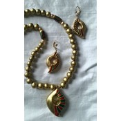 Golden Beads Terracotta Set