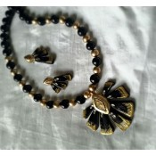 Black n Gold Terracotta Set