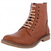 Zohran Men's Lace-Up Boots