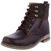Zohran Men's Lace-Up Boots