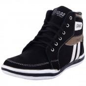 Zohran Men's Lace-Up Sneakers