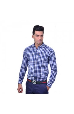 Blue Benetton Formal Shirt