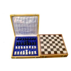 Marble Chess Board Box 8""