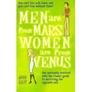 Men are from mars, women are form venus