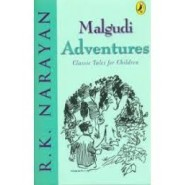 Malgudi Adventures (Classic Tales For Children)