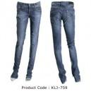 Killer SKINNY FIT Denim Dark Blue Jeans